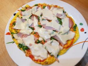 Fitnes pica - Doručak - 1