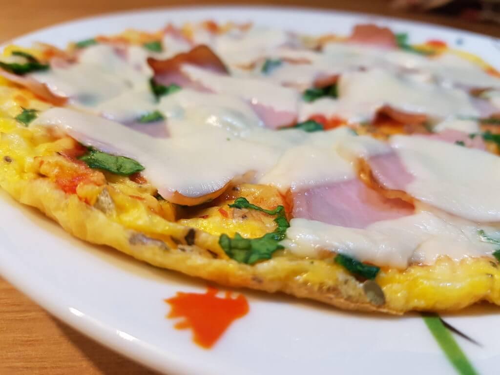 Fitnes pica - Doručak
