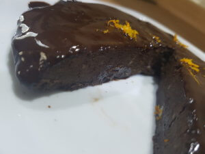 Fitnes cokoladni kolač - Doručak