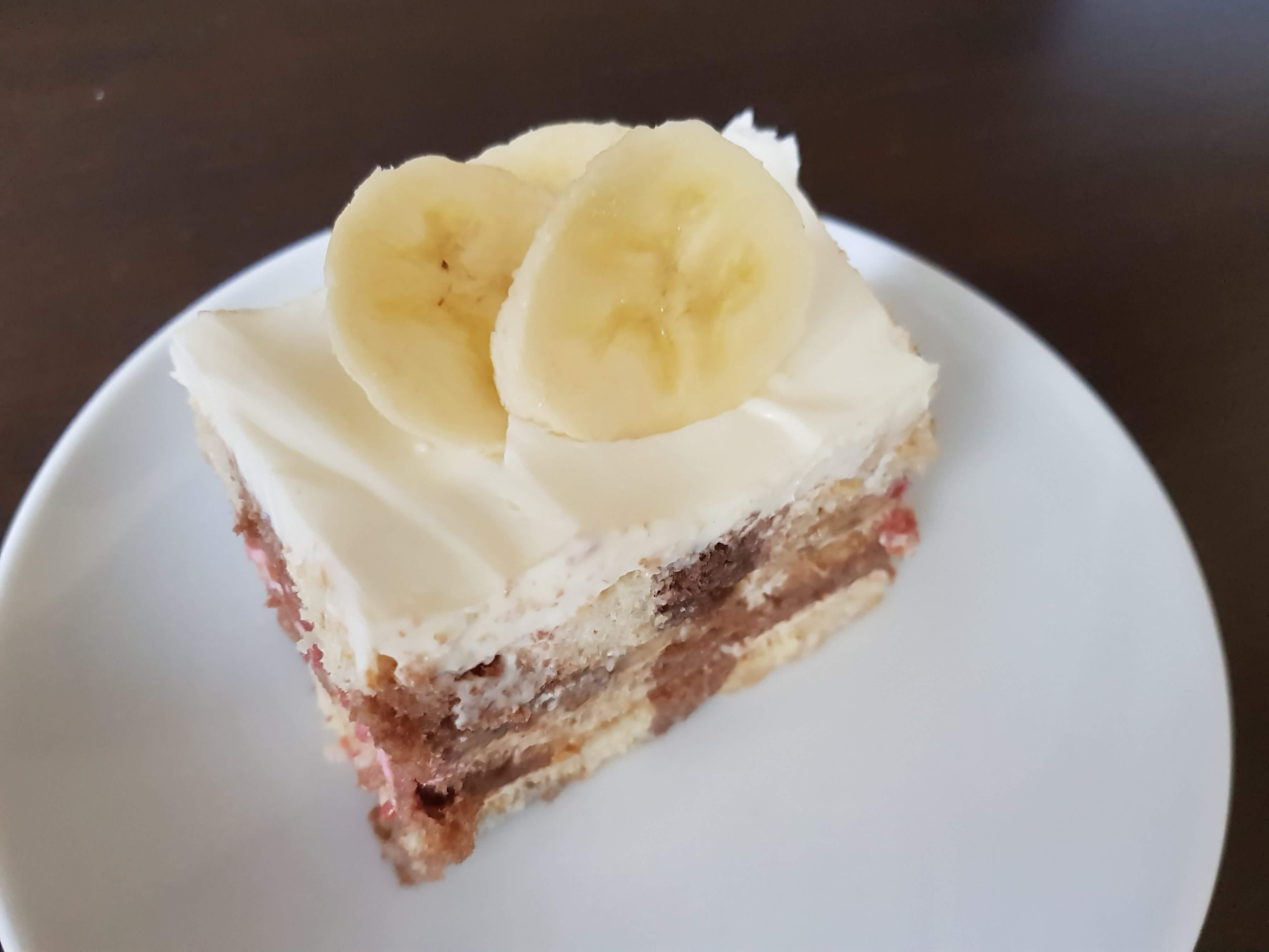 Voćni kolač sa piškotama - Slatko - 3